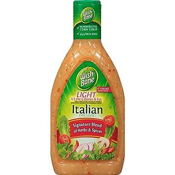 High Quality Wish Bone Salad Dressing, Light Italian, 15 Ounce Nice Ideas