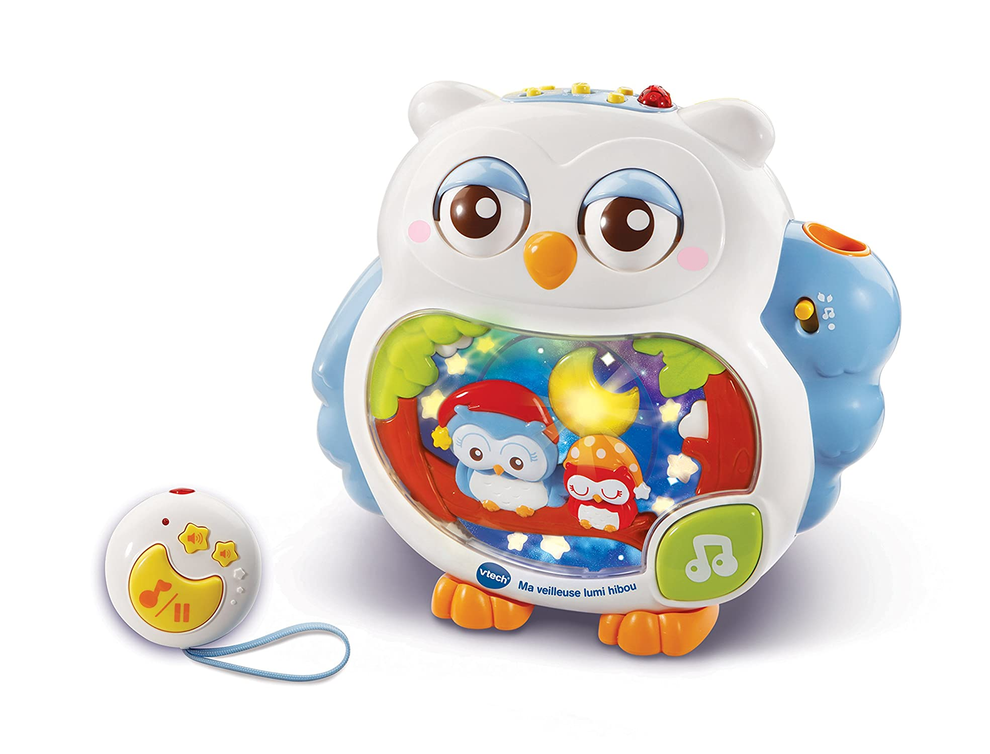 VTech Baby Twinkle & Soothe Owl Projector (French Version)  FREE SHIPPING