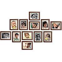 Ajanta Royal Classic Set of 12 Individual Photo Frames (12-6x8 Inch) : A-29