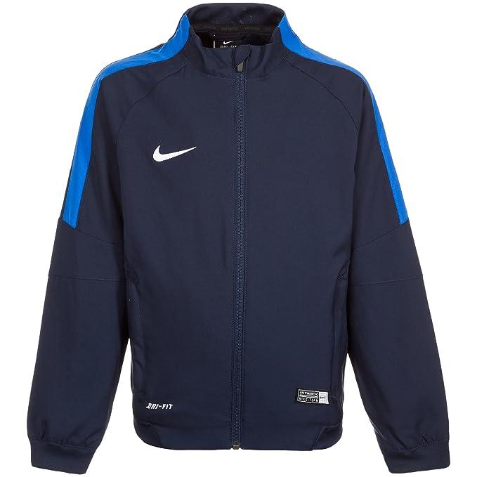 Nike Squad 15 Sideline Präsentationsjacke Kinder: