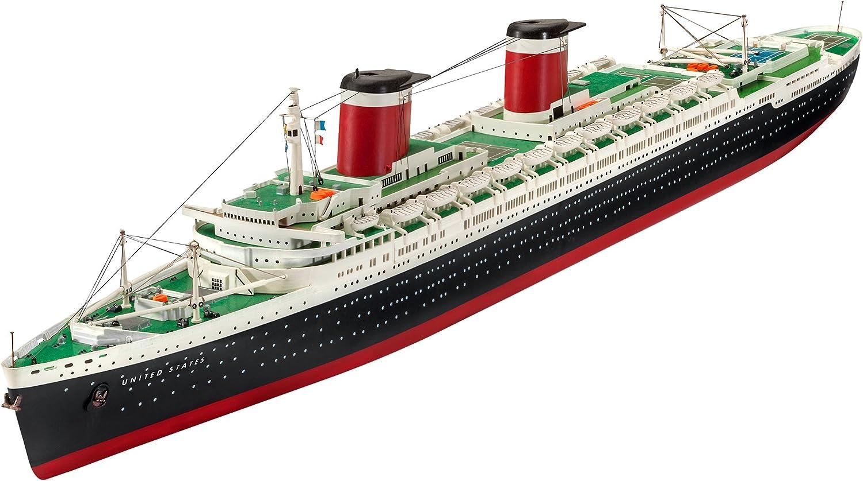 Modellbausatz Schiff USS United States 1:96Revell 05606Schiffsmodell