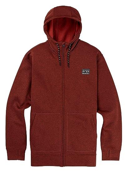7c09b68b Amazon.com: Burton Men's Oak Full Zip Hoodie: Clothing