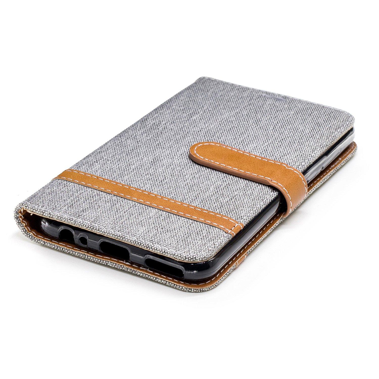 NEXCURIO Huawei Mate 10 Lite Handyh/ülle Tasche Leder Flip Case Brieftasche Etui mit Kartenfach Sto/ßfest Kratzfest Schutzh/ülle f/ür Huawei Mate10 Lite H/ülle Leder NEBFE10250 Marineblau