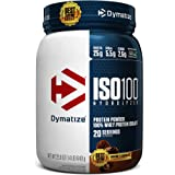 Dymatize ISO 100 Whey Protein Powder with 25g of Hydrolyzed 25.6 Ounce
