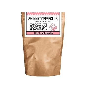 Skinny Coffee Club Chocolate Mocha Weight Loss Program