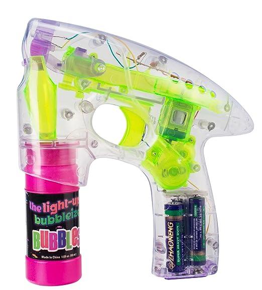 22 opinioni per Pistola Spara Bolle A Raggi Ultravioletti