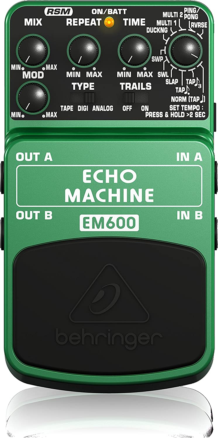 echo machine for