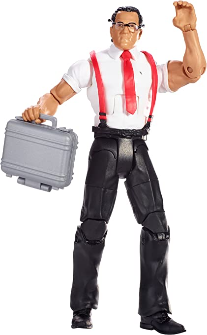Collection WWE Elite Series 40 Irwin R Schyster Action Figure