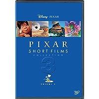 Pixar Short Films Collection Volume 3 [DVD]