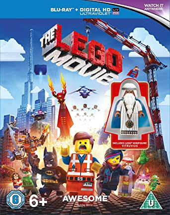 Amazon com: The Lego Movie - Minifigure Edition [Blu-ray] [Region