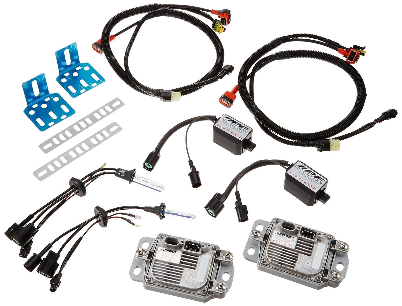 IPF ヘッドライト HID H7 コンバージョン  4300K XD42 B007G4E1K8 4300K|H7 4300K