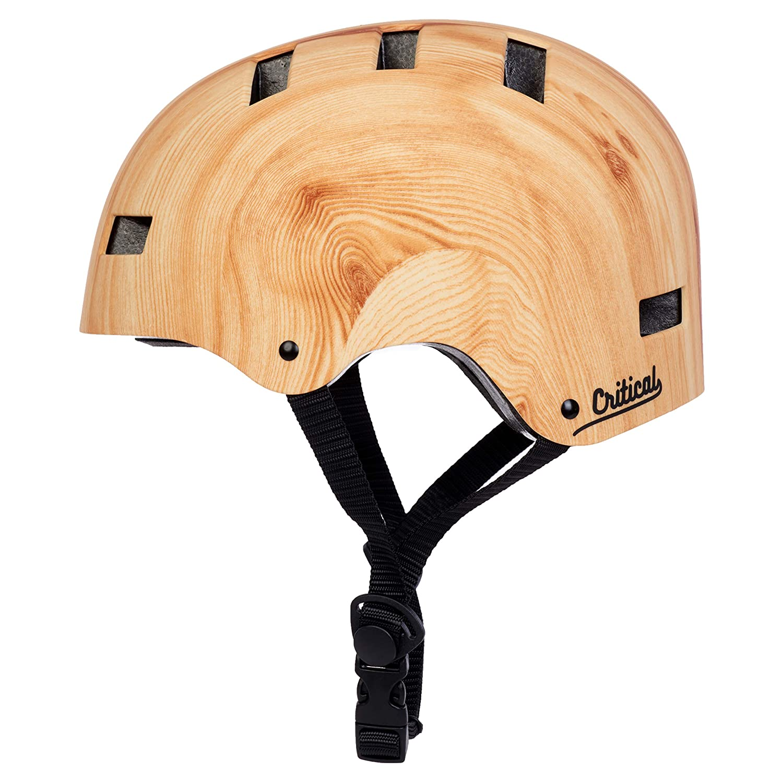 Retrospec CM-1 Classic Commuter Bike Skate Multi-Sport Helmet with 10 Vents