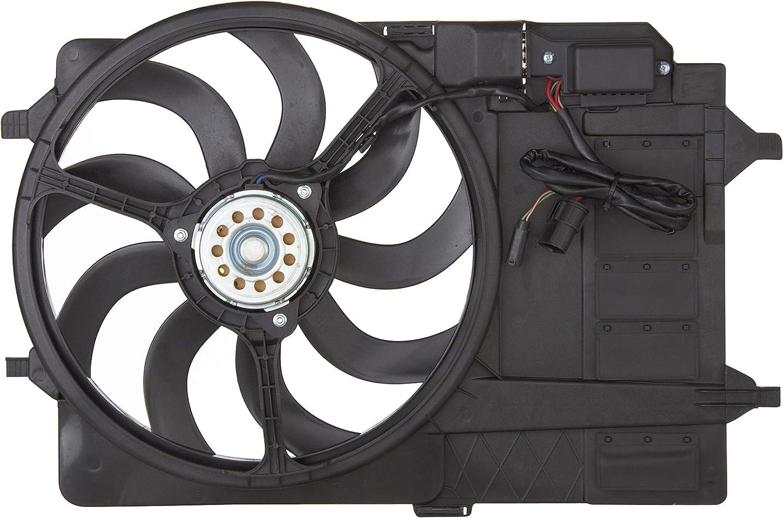 Spectra Premium CF19001 Radiator Fan Assembly