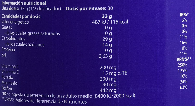 Isotec Endurance 1000 g Himbeere Ice Tee: Amazon.es: Salud y cuidado personal