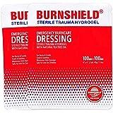 "EverOne Burnshield 4"" X 4"" (10cm X 10cm) Burn Dressing - 2 Pack"
