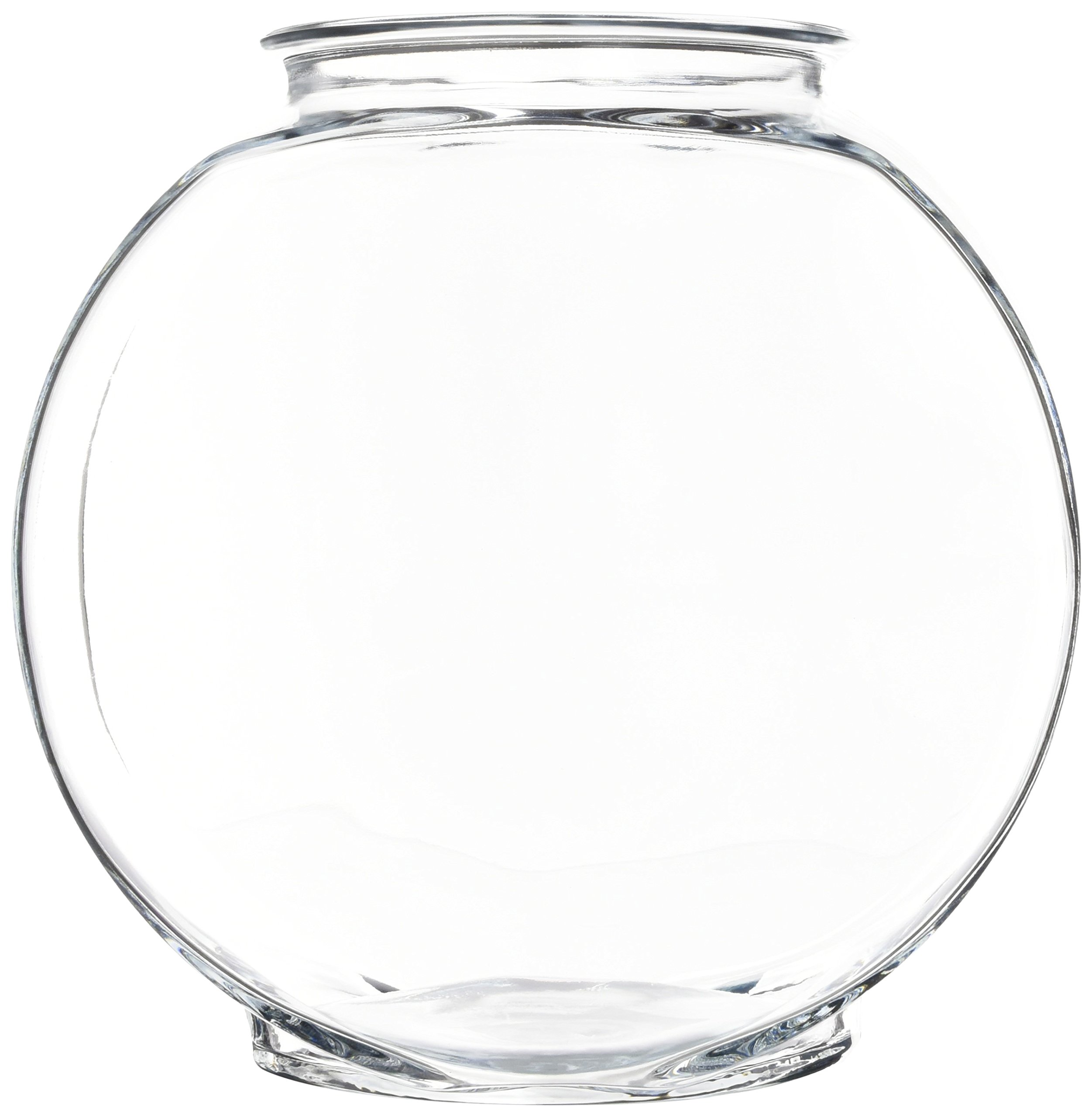 Anchor Hocking 4262 Goldfish Bowl Drum, 1 Gallon by Anchor Hocking