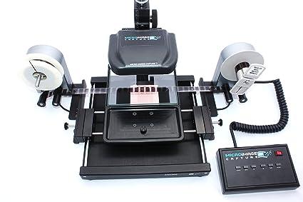 Amazon Micro Image Capture 7m Motorized Microfilm Reader