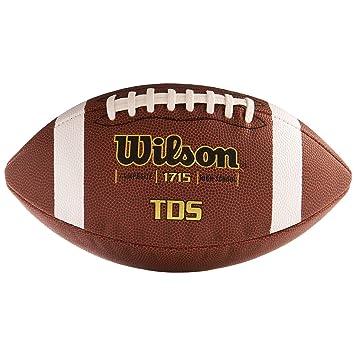 SALOMON Traditional Composite Balón de fútbol, Wilson American ...