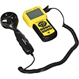 HoldPeak HP-846A Digital Wind Speed Air Volume Meter Anemometer Handheld with Data Logger and Carry Case