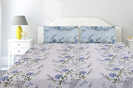 1f07a5b9c5 haus & kinder Victorian Summer Dream, 100% Cotton, 186 Thread Count, Double