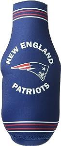 Logo Brands Officially Licensed NFL Unisex Bottle Coozie, One Size, Team Color