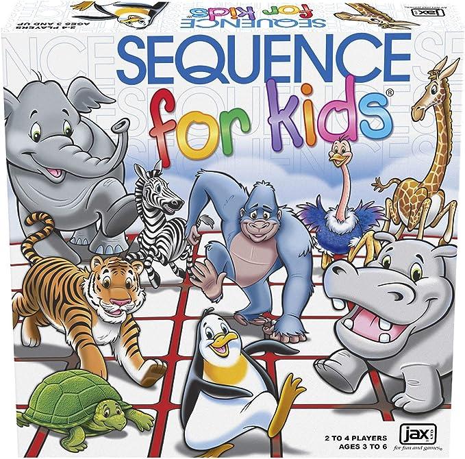 Secuencia para niños – El Juego de Estrategia No Requiere Lectura ...
