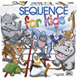 Sequence for Kids -- The 'No Reading Required' Strategy Game  by Jax
