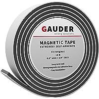 GAUDER Magneetband Extra Sterk   Magneetstrip Extreem Zelfklevend   Magneetrol