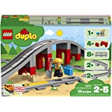 LEGO Duplo Train Bridge and Tracks 10872 Playset Toy