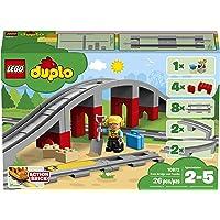 Lego Duplo Ponte e binari ferroviari,, 5702016117240