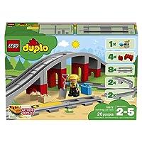 LEGO DUPLO Town - Ponte e binari ferroviari, 10872