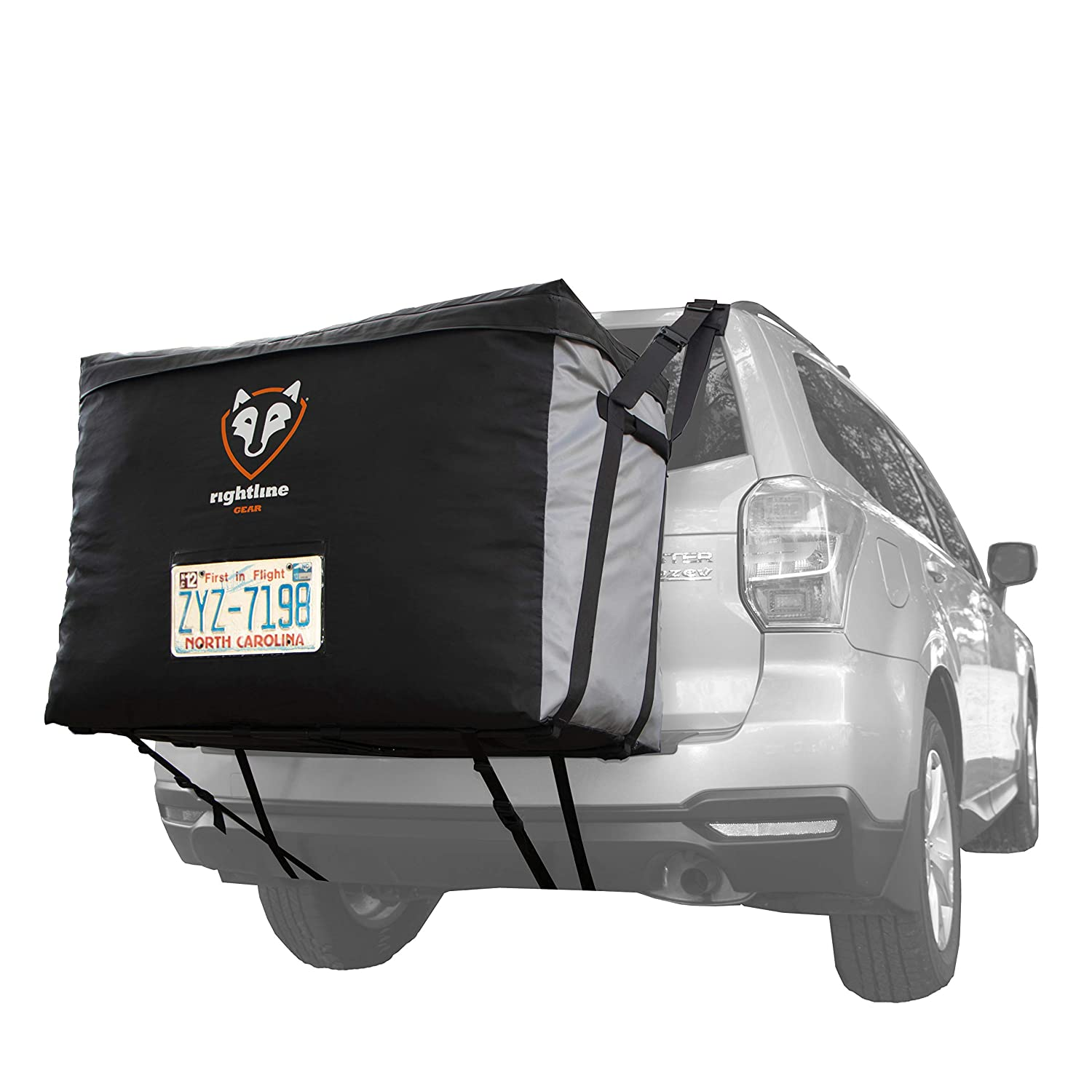 Rightline Gear 100B90 13 cu ft 100% Waterproof, Attaches With or Without Roof Rack
