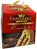 Gran Ducale Panettone with Chocolate Cream and Chocolate Drops, 750 g