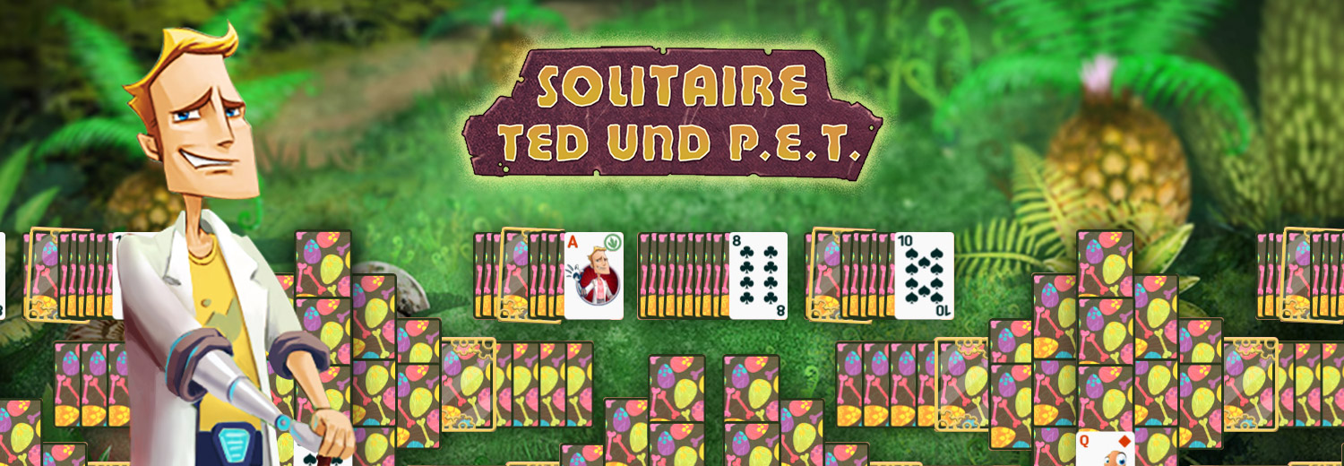 Solitaire: Ted and P.E.T. [Download] ()