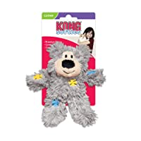 Kong Softies Patchwork Catnip Toy (Assorted Colours)