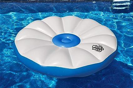 Amazon.com: Swimline rodar de pájaro Isla piscina Flotador ...