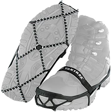 Yaktrax Pro Traction Cleats for Walking