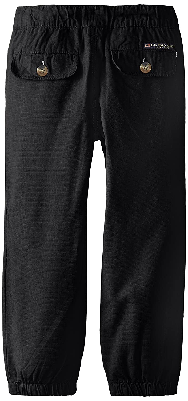 Polo Assn Boys Ripstop Pull On Pant U.S