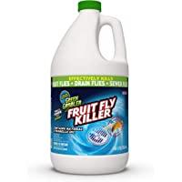 Green Gobbler Fruit Fly Goodbye Gel Drain Treatment | Drain Fly Killer | Fruit Fly Killer | Drain Flies Treatment…