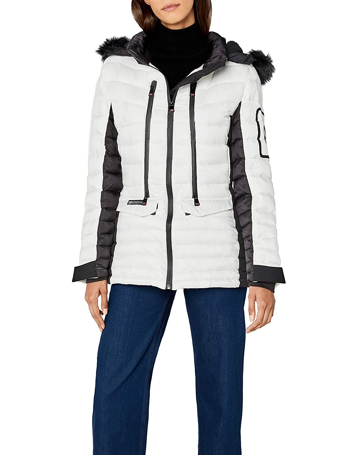Geographical Norway Chapria Lady, Parka para Mujer