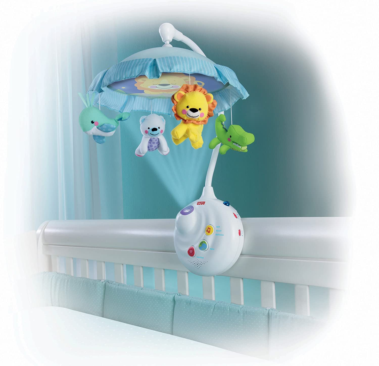 Crib mobiles bad for babies - Amazon Com Fisher Price Precious Planet 2 In 1 Projection Mobile Crib Toys Baby