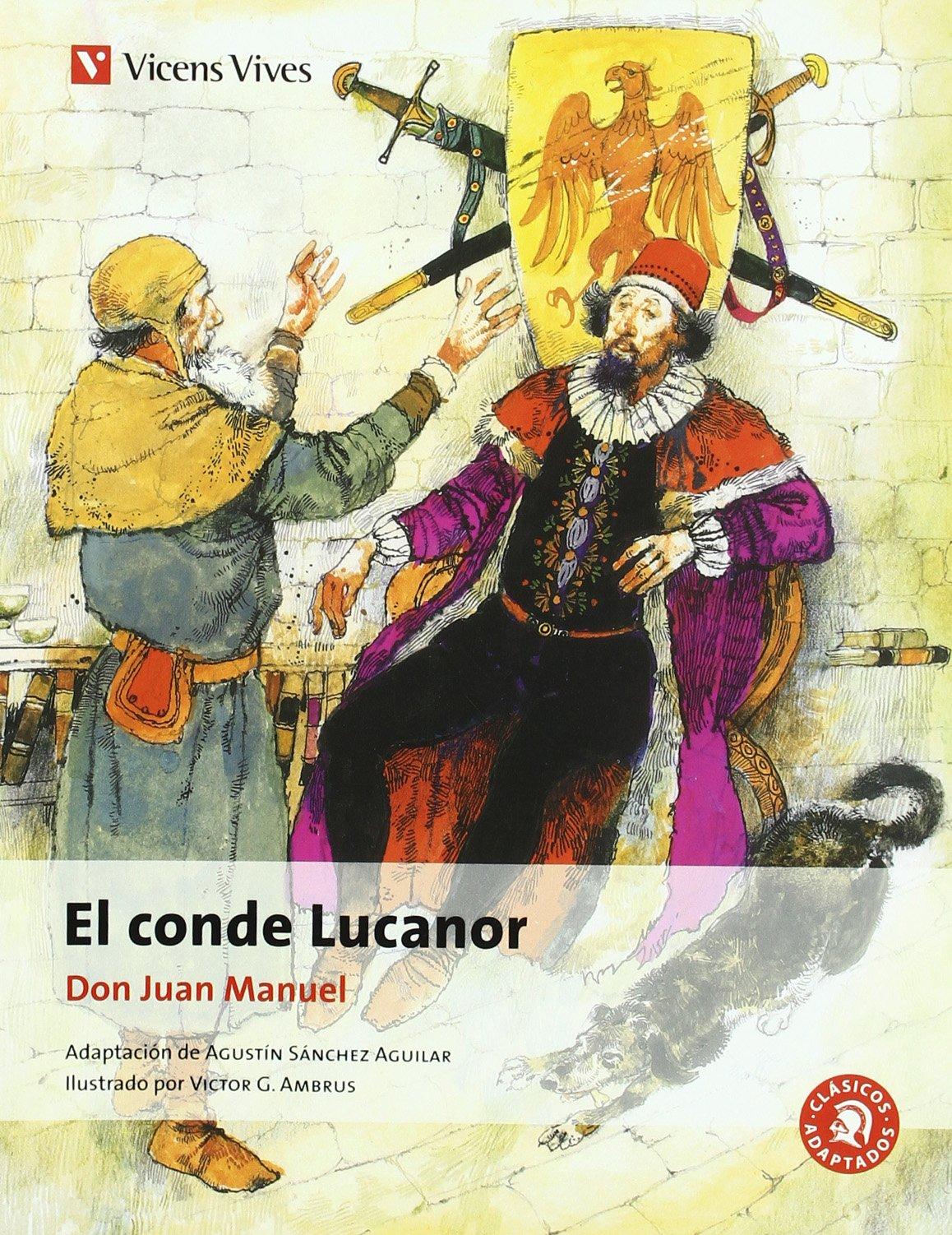 Resultado de imagen de EL CONDE LUCANOR VICEN VIVES