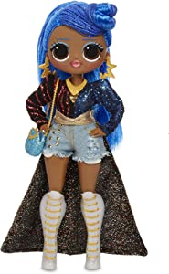 L.O.L. Surprise! O.M.G. Miss Independent Fashion Doll with 20 Surprises,Multicolor