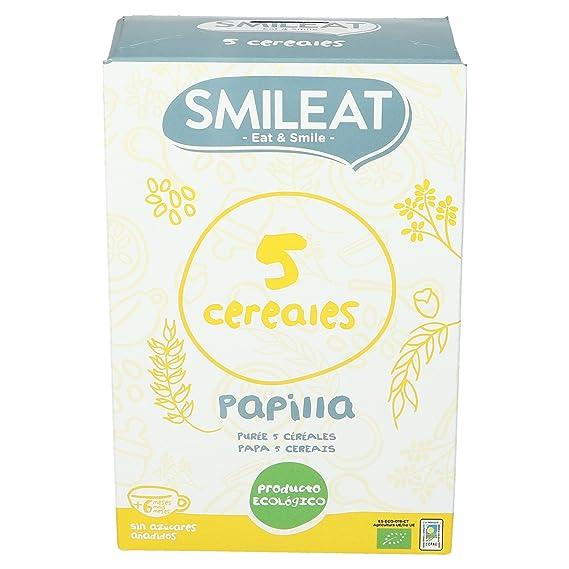 Smileat, Potito de fruta para bebé - 230 gr.: Amazon.es ...