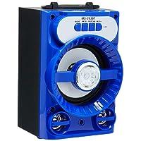 Caixa de Som, H Maston, Ms 203 Bt, Azul