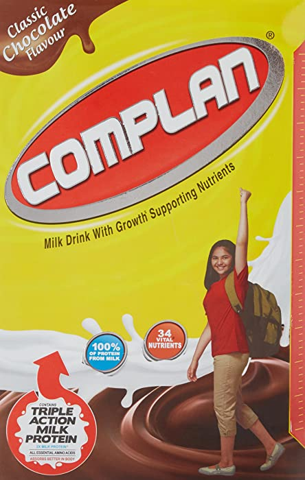 Complan Growth Drink Mix, Royale Chocolate – 750g Carton