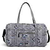 Vera Bradley Women's Performance Twill Lay Flat Travel Duffle Bag