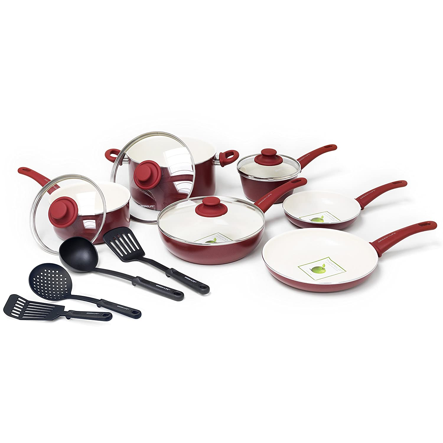 Top 10 Best Ceramic Cookware (2020 Reviews & Buying Guide) 7