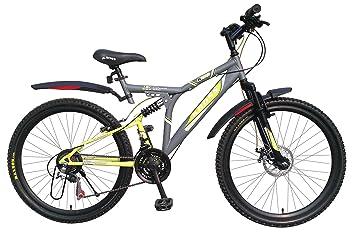 f536ae82fce71 Buy Kross K 40 21Speed Disc 26 Grey Green 402232 Mountain Cycle(Grey ...
