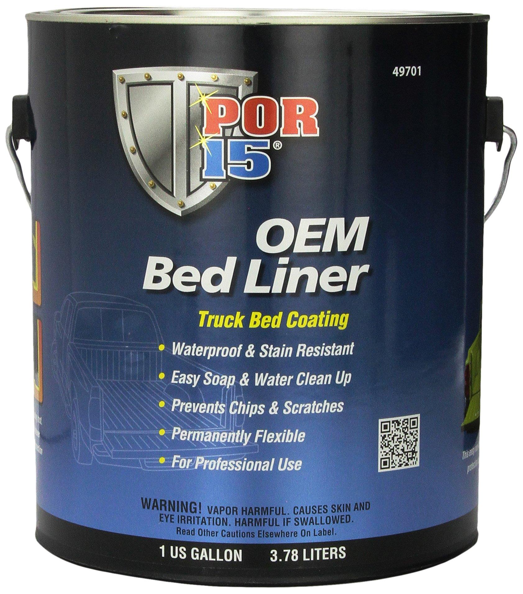 POR-15 49701 OEM Bed Liner - 1 gal by POR-15